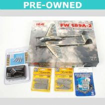 Focke-Wulf Fw 189A-2 PLUS £40+ accessories